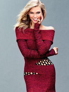 Publication: Glamour US September 2015 Model: Karlie Kloss Photographer: Tom Munro