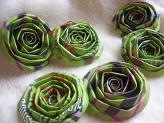 Items similar to Scrapbook Piece Set of Very Chic Halloween Scrapbook Paper Flower Rolled Roses on Etsy Scrapbook Paper, Scrapbooking, Chic Halloween, Halloween Scrapbook, Flower Power, Paper Flowers, Roses, Unique Jewelry, Handmade Gifts