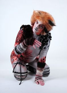 Admetus CATS Musical Costume by VTWC
