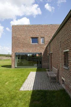 House Pepingen / Lensass