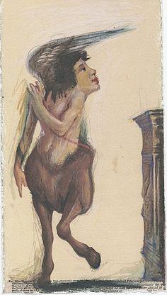 Horse Woman Angel