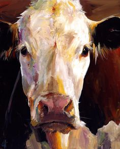 Image from http://images.fineartamerica.com/images/artworkimages/mediumlarge/1/gladys-the-cow-cari-humphry.jpg.