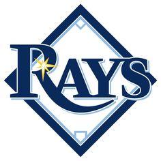 Check out our massive range of Tampa Bay Rays merchandise! Mlb Team Logos, Mlb Teams, Baseball Teams, Sports Logos, Vinyl Printer, Rays Logo, Oracle Vinyl, American Sports, American League