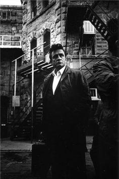 Johnny Cash, Folsom Prison, CA 1969 by Jim Marshall