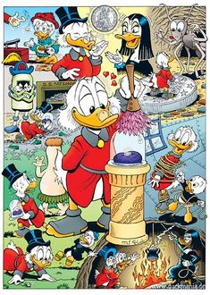 Art by Don Rosa.