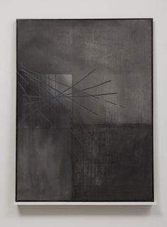 From Lora Reynolds Gallery, Dashiell Manley, black slug (Austin, Nov. 2013)…