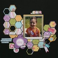 A Project by *Kristine* from our Scrapbooking Gallery originally submitted 06/06/12 at 08:08 PM