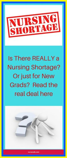 the nursing shortage the need for There's a critical need for nurses in southwest florida, but few are available the  nursing shortage is due to lack of space to train future nurses.
