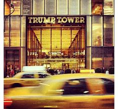 Senate Committee Releases Pages About 2016 Trump Tower Meeting : NPR Trump New, Donald Trump Jr, Trump Tower, I Love Ny, Ivanka Trump, Places Ive Been, New York City, Skyscraper, America