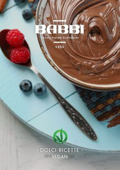 Vegan recipes with Babbi Spreads and Babbi chocolate and wafer gourmet specialties | Ricette vegan preparate con le Creme Babbi e le altre Specialità Dolciarie Babbi a base di Wafer e Cioccolato.  #ilovebabbi #ricette #ricettario #recipe #recipebook #vegan #veganfood #vegandessert #dessert #sweet #dolci #cioccolato #chocolate #dolci #delisious #food #foodlover #chocolatelover #cake #torte #