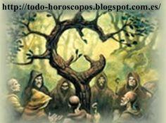 FRESNO- Horoscopo Celta    Del 25 de mayo al 3 de junio y del 22 de noviembre al 1 de diciembre.