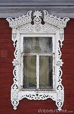 victorian gingerbread window
