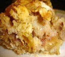 Apple Crisp (heart healthy recipe!!!)