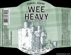 Samuel Adams Wee Heavy, Imperial White, Double Bock & Imperial Stout