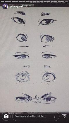 Pro artist tips eyes Art Tutorials, Drawing Tutorials, Drawing Tips, Drawing Ideas, Male Drawing, Drawing Drawing, Painting Tutorials, Drawing Techniques, Figure Drawing