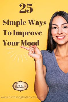 I don't know your exact problems and I can't solve them either. But, I can help you improve your mood with 25 simple ways. Some tips work in less than a minute, others take longer. All of them are doable. Do these things if you feel stressed, anxious, depressed or down in the dumps to feel better and improve your mood!  #mood #anxiety #depression Healthy Tips, How To Stay Healthy, Breastfeeding Art, Birth Art, Birth Doula, Madonna And Child, Menstrual Cycle, Divine Feminine, Mothers Love
