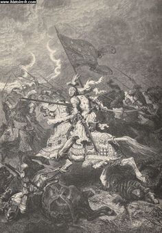 """Furia Francese"" : battle of Fournoue, 1495."