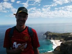 Cape Point Lighthouse in iKapa, Western Cape