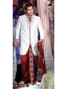 If you are looking to buy mens Indian wedding outfits with variety of designs and cheap prices at one stop shop for all your wedding needs then shaadibagz is right place for you. Visit and Shop