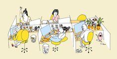 MALIN KOORT: Illustration for Chefstidningen