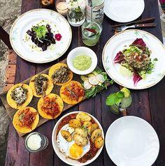 Food in Tulum Mexico