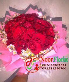 TOKO BUNGA SURABAYA | Noor Florist, Bunga Papan Sukses, Bunga Papan Duka Cita, Bunga Papan Wedding: HAND BOUQUET (Bunga Mawar) Cantik Untuk Kekasih - ...