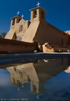 Geraint Smith Photography, Fine Art Photography Prints, Taos, New Mexico Taos Pueblo, Santa Fe Style, Vernacular Architecture, New Mexican, Land Of Enchantment, Old Churches, Religious Architecture, Church Building, Southwest Style