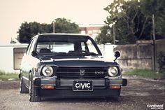 1979 CVCC, Honda
