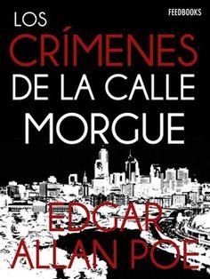 Los crímenes de la calle Morgue de Edgar Allan Poe (portada)