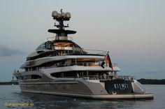 Shahid Khan yacht Kismet