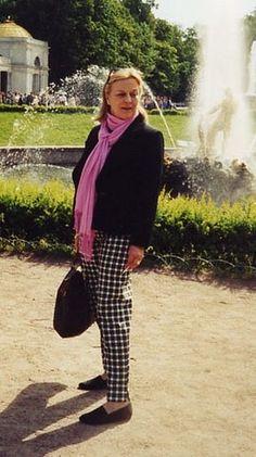 Countess Sheremetevа (Sfiri) Xenia Nikolaevna / графиня Шереметева  (Сфири)  Ксения  Николаевна  (1942 † 2---)