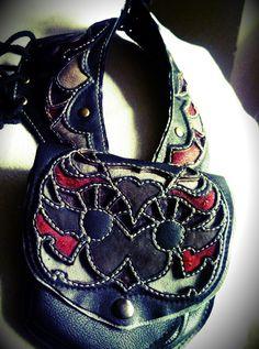 #owl #holsters #ulantia #leather #handmade