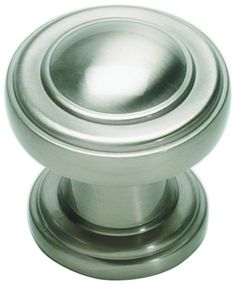 atlas homewares bronte collection brushed nickel finish in round knob a european flair for the home zinc die cast base material
