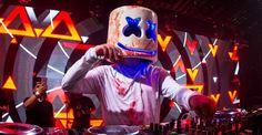 Marshmello Tells Girl To Wear Trash Can On Her Head, Twitter Explodes - EDMInStereo.com