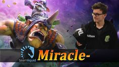 Dota 2:►MIRACLE-◄ Alchemist Pro Gameplay   Miracle Gameplay