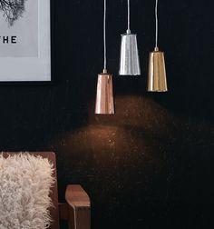 Cooles Design mit schlichter Elegance! Dies verspricht unsere Pendelleuchte mit Metallschirm. #Lampe #Wohntrend #Kupfer #Impressionenversand