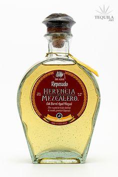 Herencia del Mezcalero Mezcal Reposado Liquor Bottles, Perfume Bottles, Agaves, In Vino Veritas, Drinking, Art, World, Fiestas, Wooden Spoons