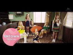 Red Velvet 레드벨벳_Ice Cream Cake_Music Video - YouTube