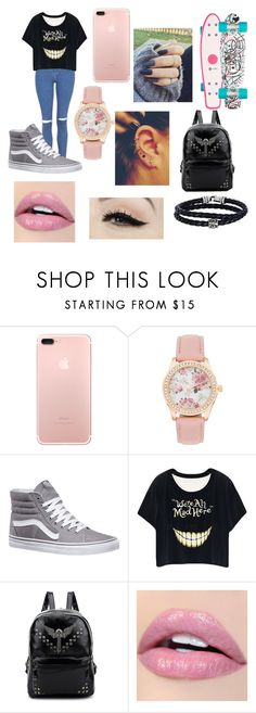 """ghghg"" by emilypaul0400 on Polyvore featuring Vans, Anatomy Of and Phillip Gavriel"