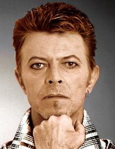 Ginger David Bowie