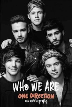 The superstar boy band offer their first ever official biography, chronicling their humble beginnings before their breakthrough success on X Factor through their successful albums, the making of their