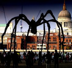 Louise Bourgeois at the Tate Modern