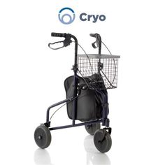 RP685B CRYO - Rolator ortopedic cu 3 roti si cos http://ortopedix.ro/rolator/969-rp685b-cryo-rolator-cu-3-roti-si-cos.html