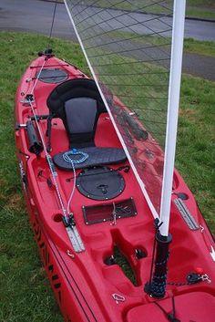 rigging for sailing including diy furler.