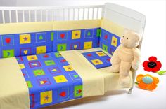 Bed Colorful Linen on toytoy. Toddler Bed, Colorful, Top, Furniture, Things To Sell, Home Decor, Products, Child Bed, Decoration Home