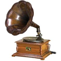 I pinned this Study Gramophone from the Style Study: Antique Show event at Joss and Main!