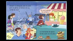 Les animaux de Lou : Courage, Petit Marin ! - Histoire pour enfants - Do...