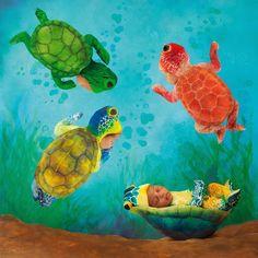 One Million Photo: Anne Geddes - Under the Sea