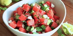 Check Out This Great Summertime Salad Perfect For Barbecues!