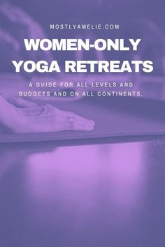 Fed of with men already? Here are some women's retreat ideas for you. Yoga retreats for all levels and budgets and on all continents. Pilates Workout, Pilates Yoga, Pilates Reformer, Yoga Moves, Pilates Studio, Yoga Terms, How To Start Yoga, Womens Wellness, Cool Yoga Poses
